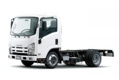 Isuzu NLR85A truck loading capacity is 1,5
