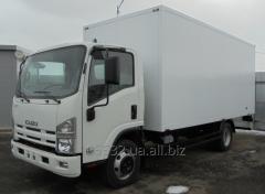 Автомобиль грузовой Isuzu NPR75L-K, NPR75L-M,