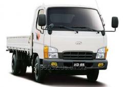 Hyundai onboard truck
