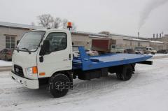 Hyundai autotow truck