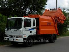 Hyundai garbage truck