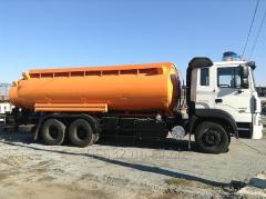 Hyundai tanker