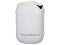 Plastic canister of 20 l \a