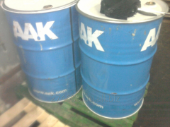 Barrel of AAK of food 200 l \a