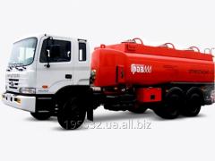 Hyundai fuel truck