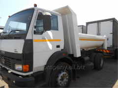 Dump truck Tata