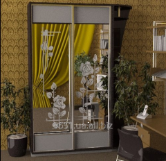 Mirror for sliding wardrobes 00-01
