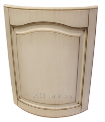 Radial MDF facade Arch new