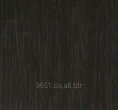 Glossy MFD facade of Wenge luster