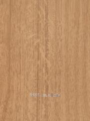 Glossy MFD facade Oak luster