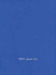 Glossy MFD facade Blue metallic