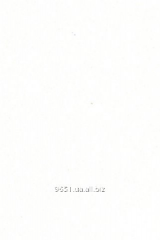 Opaque MFD facade White shagreen leather