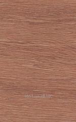 Opaque MFD facade Oak caramel