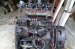 Двигатель четырехцилиндровый Сталева воля