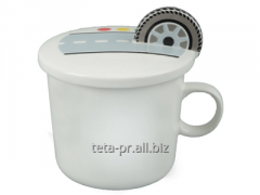 The Tire mug on 300 ml with a cover - 879807