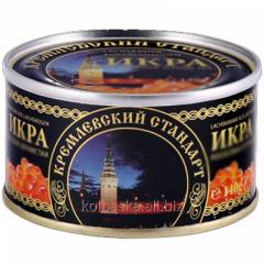 "Caviar Silver salmon ""Standard"","