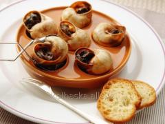 Snail boiled (damask steel), 1 kg