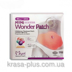 Plaster for weight loss of Mymi Wonder Patch (the
