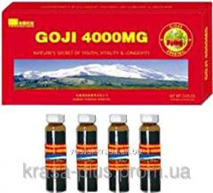 Elixir of berries of Godzhi of 4000 MG (Goji 4000