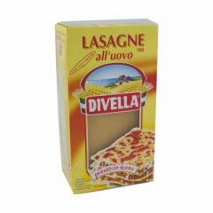 Divella Uovo 108 Lasagne, 500 g