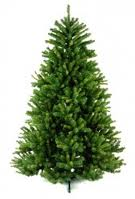 New Year's artificial Christmas trees