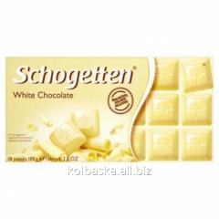 """White chocolate """"Schogetten"""","""