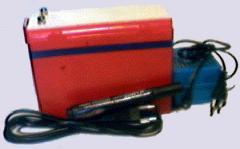 Set of autonomous power supply of the generator of