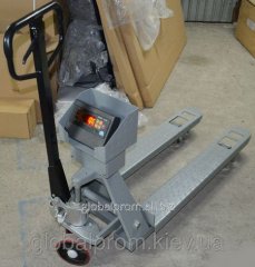 Scales the cart - hydraulic Rokla of 1000 kg
