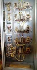 TSD control panels