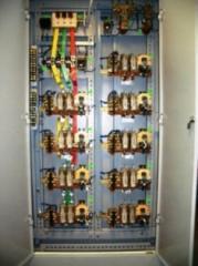 BASIN-63 control panels