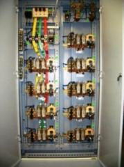 BASIN-160 control panels