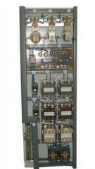 TA-160 control panels