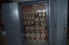 DKS-160, DKS-250, DKS-400 control panel