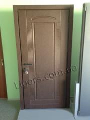 The door is armor