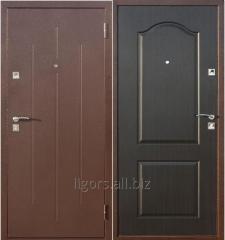 Metal Door of economy class