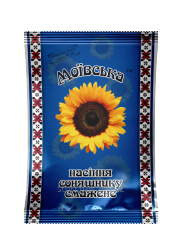 Семечки подсолнечника жаренные соленые  - Moevska-55