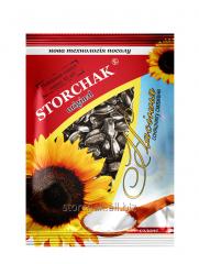 Семечка подсолнечника жаренная соленая STORCHAK Original-60г
