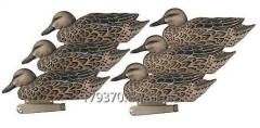 Чучела чирков трескунков GHG Pro-Grade Series Decoys, Early Season Teal Hens