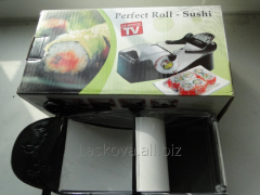 Form for making sushi of Perfect Roll Sushi