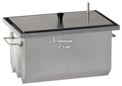 The smoking shed with KP-G-2-440h290h240 hydrolock