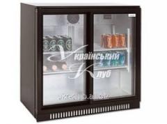 Bar refrigerating case of SC 209