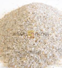 Sand quartz classified