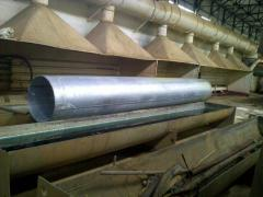 Pipes 720х10, lengths 5,6,7m, - 41 pieces, and