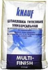 Шпаклевка Knauf Мультифиниш, 25 кг.