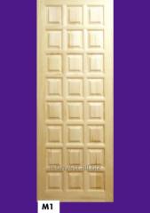 Doors interroom M-1