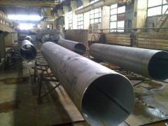Трубы 720х10, длины 5,6,7м, - 41шт, и 820х10