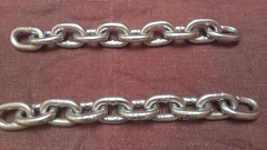 Chain of korotkozvenny 6х19 mm zinced, a bay 25m,