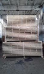 Lumber not edging