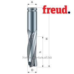 Mill trailer Freud PI04M 12х52х100х12 Z=3 spiral