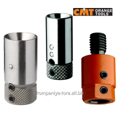 Quick-detachable grips and cartridges of CMT
